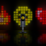 Razer stellte Seiren Emote vor - das weltweit erste Mikrofon für Streamer mit Display und Emoticons