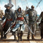 Vuoto: merirosvo Assassin's Creed 4: Black Flag ja Rogue julkaistaan ​​Nintendo Switchissä