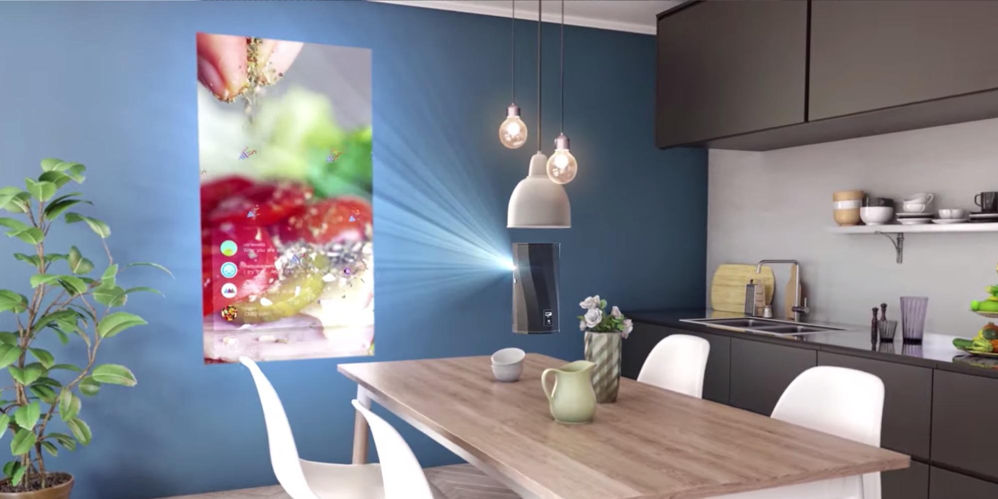Acer C250i: โปรเจ็กเตอร์ LED แบบพกพาสำหรับสมาร์ทโฟน - Geek Tech Online