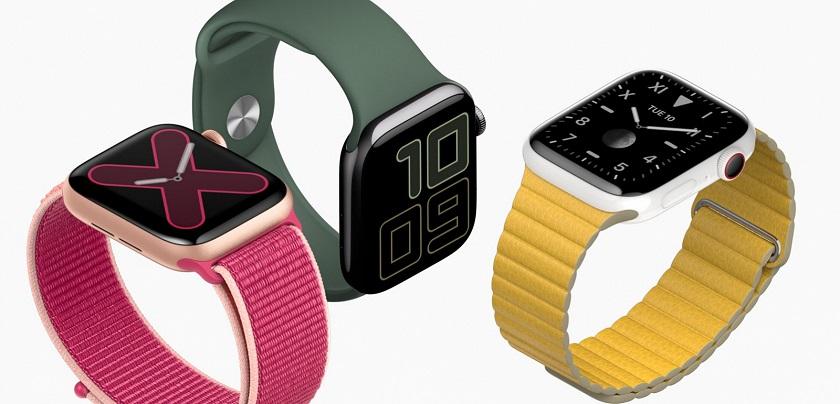 5th Generation Apple Watch: Always On
