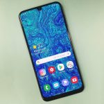 Samsung Galaxy A50 received a new software update: improved sensor performance and moisture recognition algorithms in the USB port