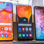 Samsung Galaxy A70, Galaxy A20 ja Galaxy J7 Pro saivat syyskuun tietoturvapäivityksen