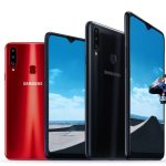 Samsung Galaxy A20s: An improved version of the Galaxy A20 with a triple camera, Snapdragon 450 chip and a 4000 mAh battery