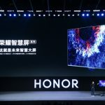 Huawei is preparing for the global launch of the Honor Vision smart TV (aka Honor Smart Screen)