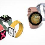 Apple Watch Series 5 أو Galaxy Watch Active 2: أي ساعة أفضل؟