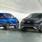 První hybridní SUV Honda - 2020 CR-V se objeví v roce 2020