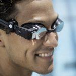 Muoto Swim Goggles -lasit alkavat näyttää sykettä
