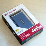 Transcend ESD350C external SSD review: now twice as fast