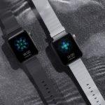 Comment Apple Watch: Xiaomi a montré l'apparition de sa nouvelle montre intelligente Mi Watch