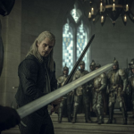 Netflix will show the first episode of The Witcher on December 16, and here are the first frames of the series