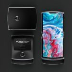 "Officially: ""clamshell"" with a flexible display Motorola RAZR will be presented on November 13"