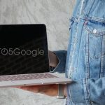 Washboard - a new trend: Google is preparing a laptop Pixelbook Go with an unusual design