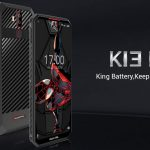 Introduced OUKITEL K13 Pro: 11,000 mAh battery, NFC and fast charge