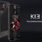 Esittelyssä OUKITEL K13 Pro: 11 000 mAh akku, NFC ja nopea lataus