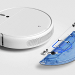 "Xiaomi Mijia Sweeping Robot 1C - a cleaning robot vacuum cleaner with a ""smart"" water tank for $ 183"
