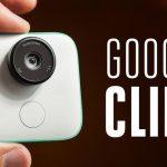 """Google ergänzt seinen """"Friedhof"""" mit einem anderen Produkt - einer kompakten Clips-Kamera mit AI"""