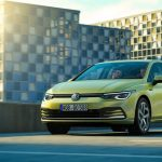 Volkswagen introduced a new generation of Golf, including hybrid options