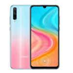 Honor 20 Youth Edition appeared on the image: compact body, triple camera and gradient colors