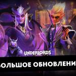 """Dota Underlords sai """"Big Update"""" -parimoodin, Lordsin ja uusien sankarien kanssa"""
