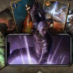 """Ils ont laissé tout le monde entrer: """"Gwint: The Witcher. Card Game """"officiellement publié sur iOS"""