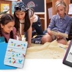 Amazon Kindle Kids Edition - an e-book for children with a 2-year warranty and a case for $ 110
