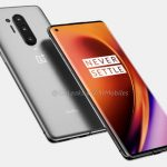 OnePlus 8 Pro appeared on high-quality images: a hole in the display and a camera with four modules