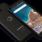 Samsung rivaux: l'Afrique a lancé ses propres smartphones