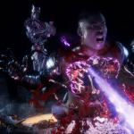 في مقطورة Mortal Kombat 11 الجديدة ، يشل T-800 Terminator العقرب وجاكس