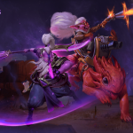 "Dota 2 received an update on ""Aliens"": two new heroes, outposts and neutral items"