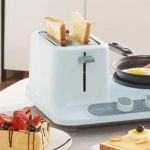 Xiaomi introduced Donlim 2-in-1 portable kitchen with toaster and stove