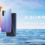 "The new teaser confirmed that the Vivo X30 5G will get a ""leaky"" screen, like the Honor V30, Redmi K30 and Huawei Nova 6"