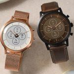 Fossil Hybrid HR: Eine Hybrid-Smartwatch mit E-Ink-Bildschirm, einer Autonomie von bis zu 2 Wochen und einem Preis von 195 US-Dollar