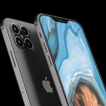"iPhone 12 in concept images: reduced ""monobrow"", four cameras and design, like the iPhone 4"