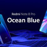Xiaomi released Redmi Note 8 Pro in the new Ocean Blue color