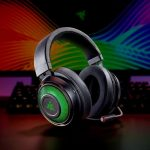 Razer Kraken Ultimate: gaming headset with 50mm speakers, active noise canceling microphone and $ 130 price tag