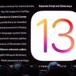Vydání IOS 13.2.3: opravy pošty a stahování na pozadí