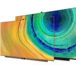Společnost Huawei představila chytrou televizi Vision s úhlopříčkou 75 palců se zdokonalenou obrazovkou QLED 4K, Harmony OS a cenovou značkou 1 848 $