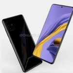 "Samsung Galaxy A51 appeared on high-quality renders: a ""leaky"" screen, like the Galaxy Note 10 and a camera with four modules"
