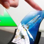 OLED display can be printed on any surface