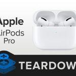 حسب التقاليد: Apple AirPods Pro الجديد غير قابل للإصلاح تمامًا
