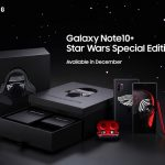 قدمت كل من Samsung و Disney الإصدار الخاص لـ Galaxy Note 10+ Star Wars: Black، red stylus، Galaxy Buds included و 1300 $ price