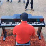 OnePlus made a piano out of 17 OnePlus 7T Pro smartphones and allowed everyone to play it