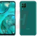 Huawei Nova 6 SE appeared on high-quality renderings with a cutout in the screen and a camera, like the iPhone 11