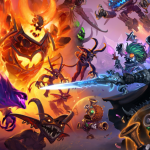 Battlefield mode launched in Hearthstone - a card equivalent of Dota Underlords