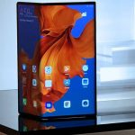 Huawei again transfers the output of a folding smartphone Mate X