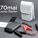 Xiaomi 70mai Jump Starter. Will start a car, charge a smartphone