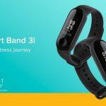 Xiaomi Mi Band 3i: stejný Mi Band 3, ale s aktualizovaným designem a bez senzoru srdečního rytmu