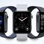 Xiaomi introduced the smart watch Mi Watch