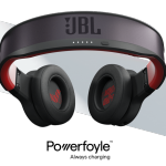 JBL Reflect Eternal - wireless headphones with a solar battery that can work endlessly