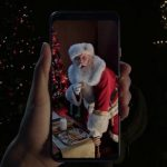 Google Catches Santa Hot on Christmas Pixel 4